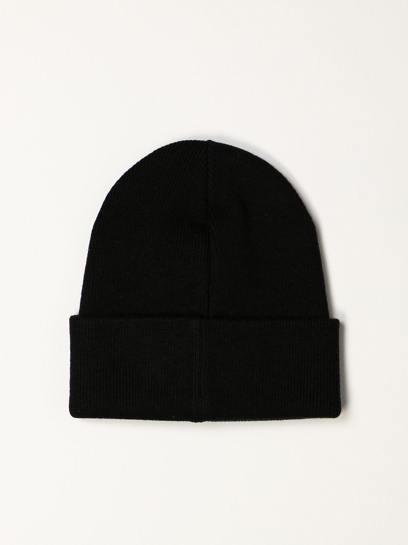 Cappello Dsquared2: Cappello a berretto Icon Dsquared2 nero 2