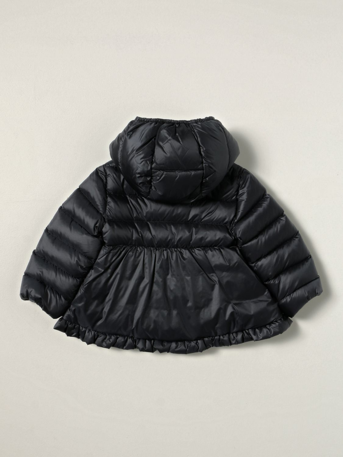 Giacca Moncler: Piumino Odile Moncler in nylon blue 2