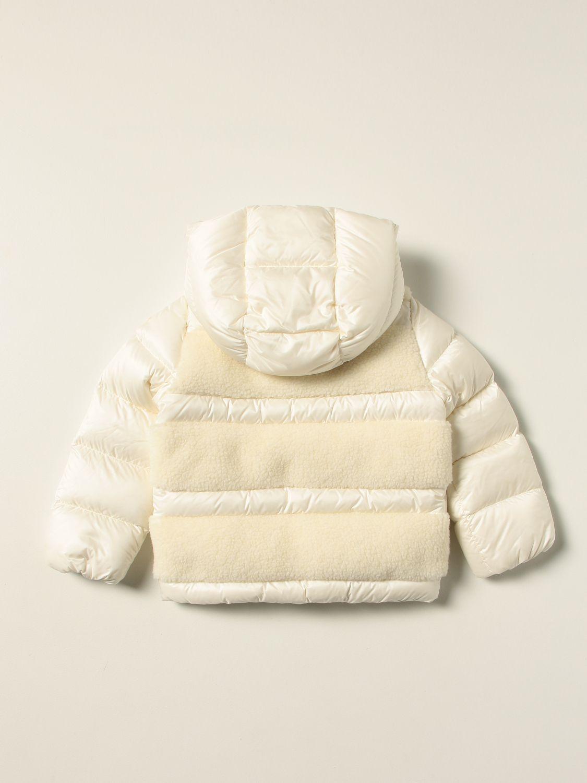 Giacca Moncler: Piumino Gentiane Moncler con inserti orsetto bianco 2