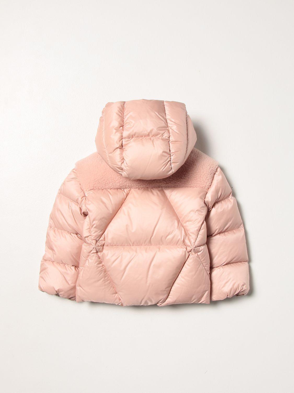 Giacca Moncler: Giubbotto Arabette Moncler in nylon rosa 2