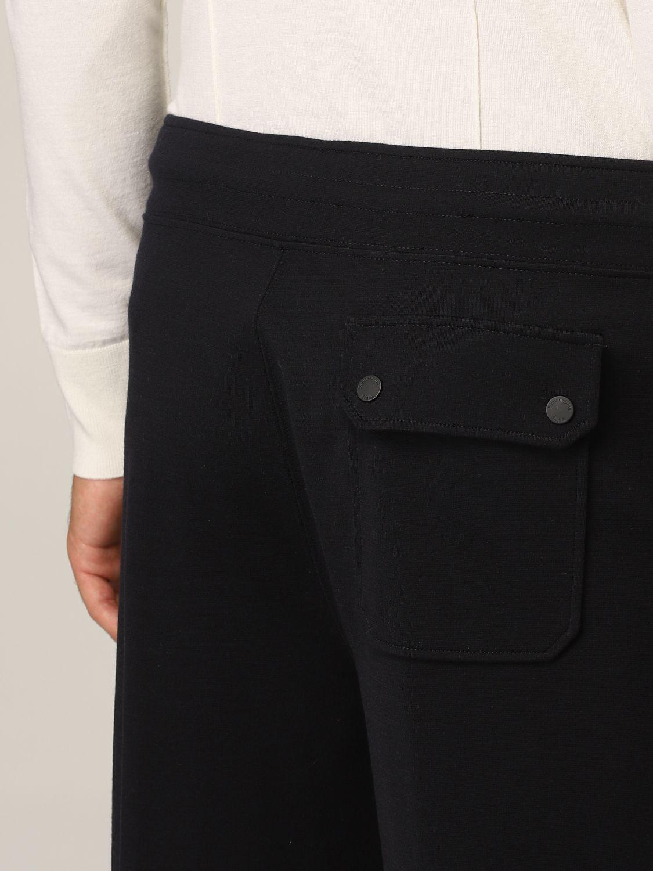 Pantalone Ermenegildo Zegna: Pantalone Ermenegildo Zegna in lana blue 4