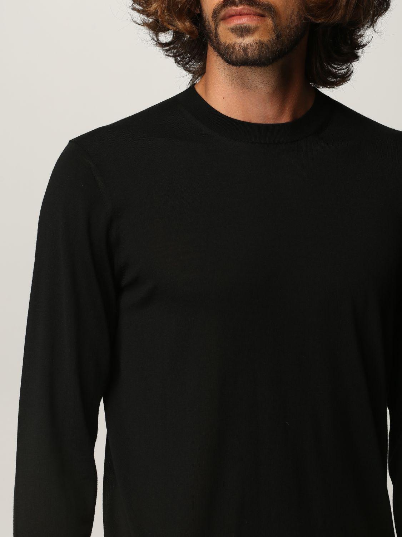 Jersey Z Zegna: Jersey hombre Z Zegna negro 5