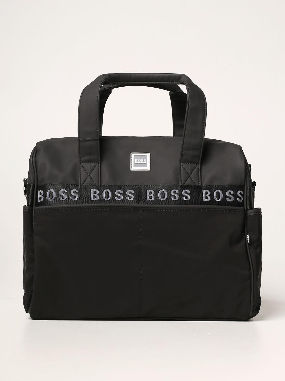 Сумка Hugo Boss: Сумка Детское Hugo Boss черный 1