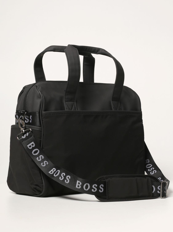 Сумка Hugo Boss: Сумка Детское Hugo Boss черный 2