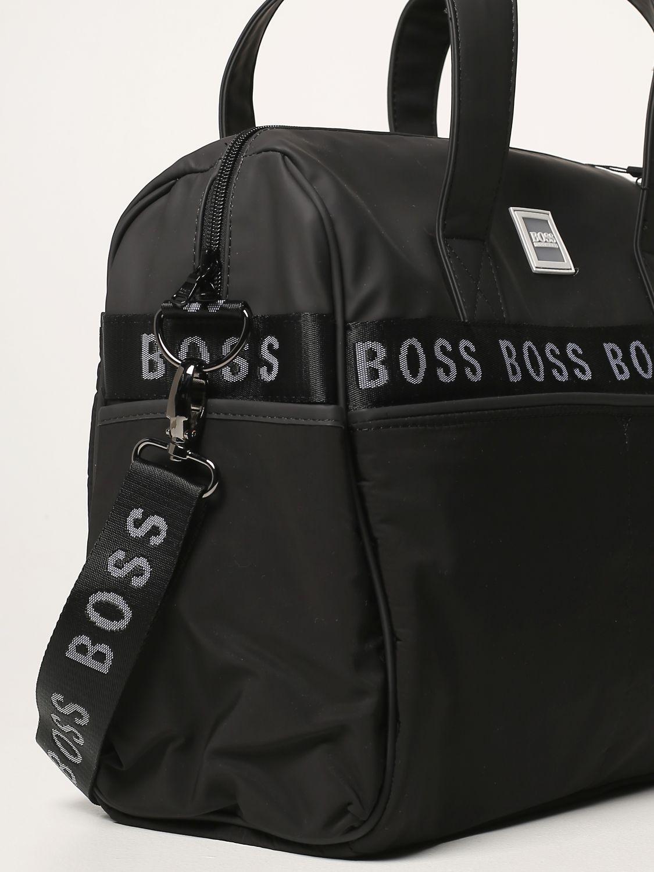 Сумка Hugo Boss: Сумка Детское Hugo Boss черный 3