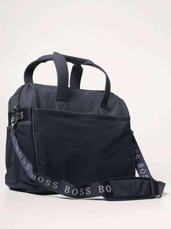 Сумка Hugo Boss: Сумка Детское Hugo Boss синий 2