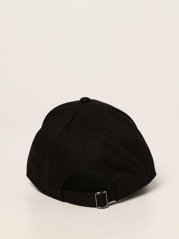 Hat N° 21: Hat kids N° 21 black 3
