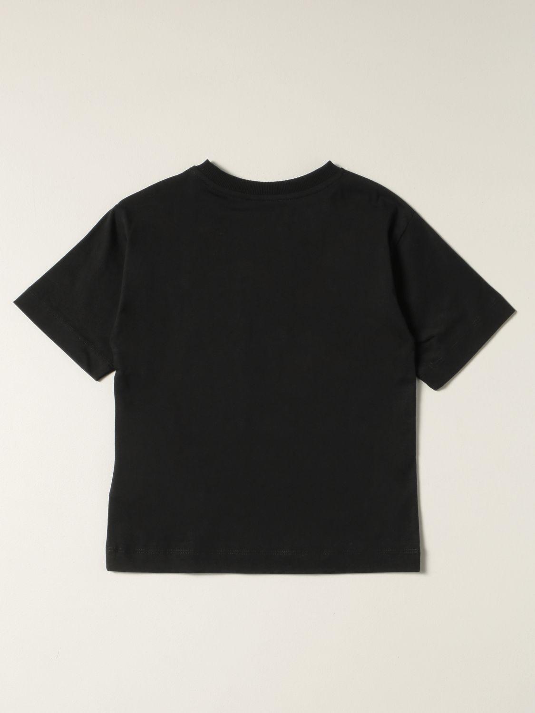 T-shirt Stella Mccartney: Stella McCartney cotton T-shirt black 2