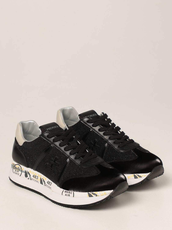 Sneakers Premiata: Sneakers Conny Premiata nero 2