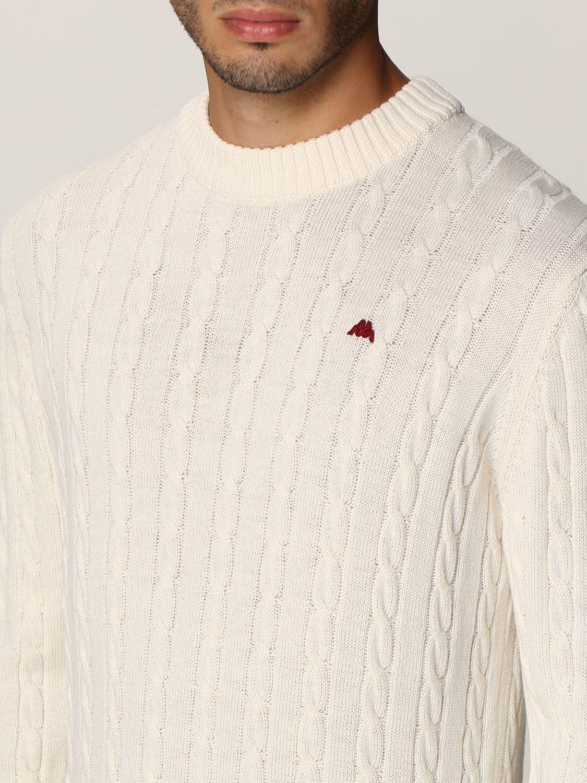Jersey Robe Di Kappa: Jersey hombre Robe Di Kappa blanco 3