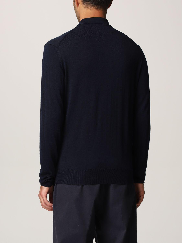 Polo Robe Di Kappa: Pullover herren Robe Di Kappa blau 2