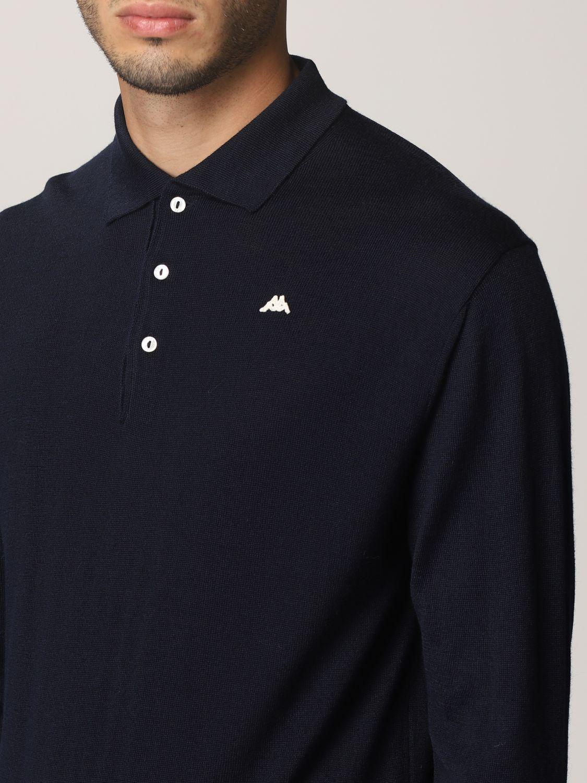 Polo Robe Di Kappa: Pullover herren Robe Di Kappa blau 3