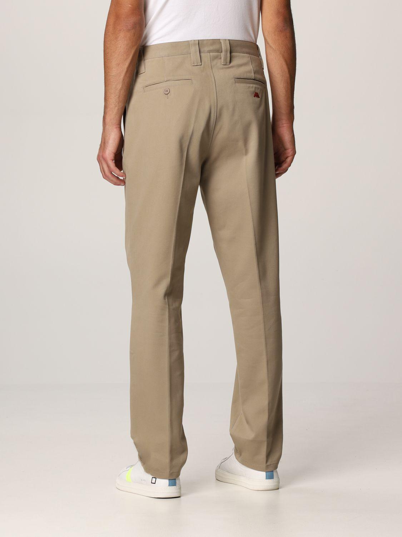 Pantalone Robe Di Kappa: Tasche america cotone con pince beige 2