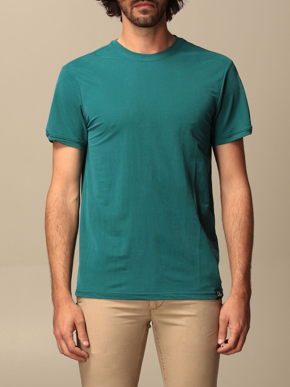 T-shirt Museum: T-shirt basic Museum in cotone ottanio 1