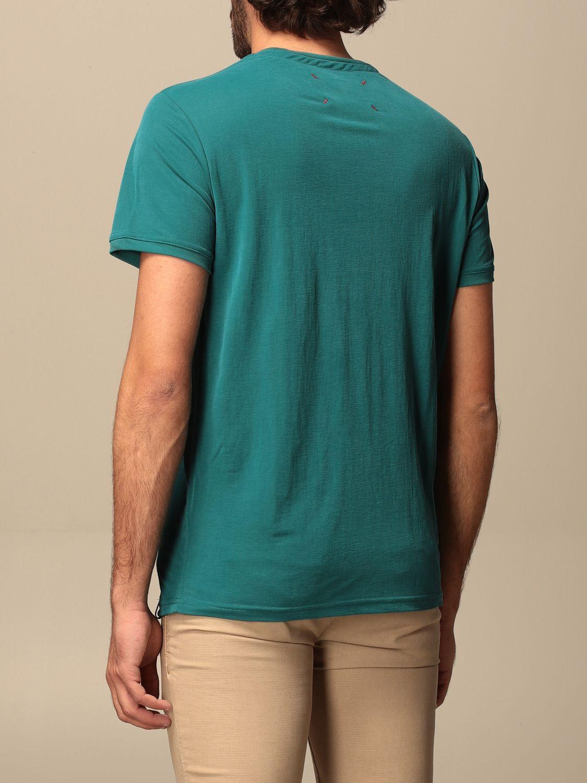 T-shirt Museum: T-shirt basic Museum in cotone ottanio 2