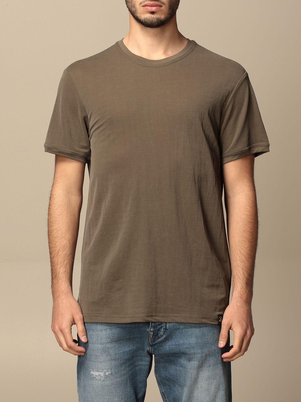 T-shirt Museum: T-shirt basic Museum in cotone militare 1