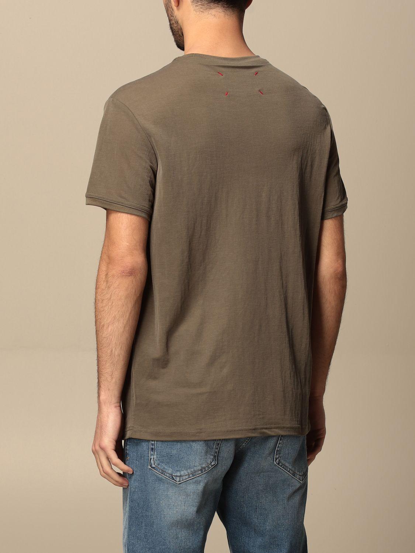 T-shirt Museum: T-shirt basic Museum in cotone militare 2