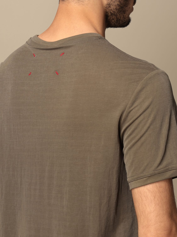 T-shirt Museum: T-shirt basic Museum in cotone militare 3