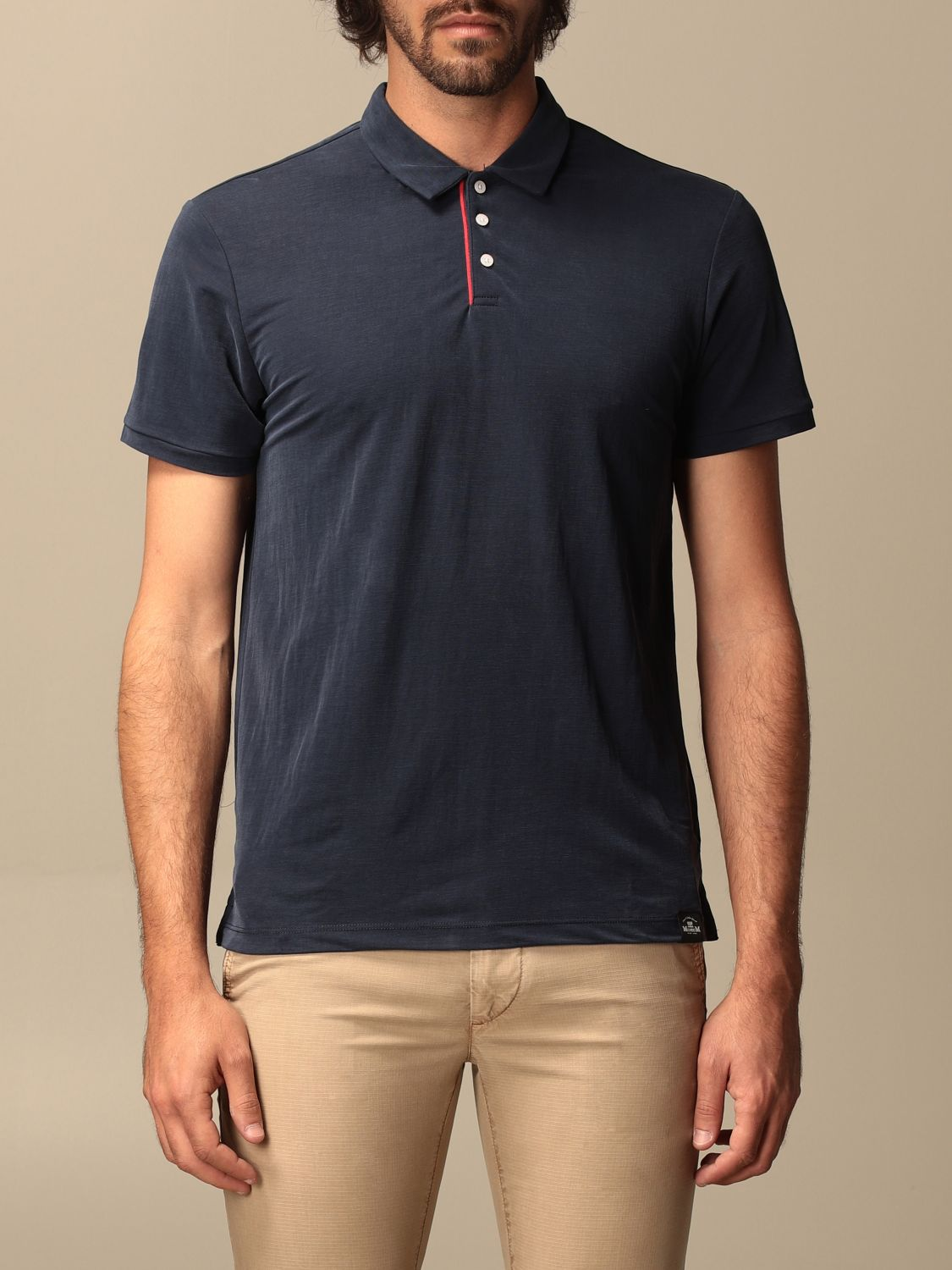 Polo Museum: Polo Museum in cotone basic blue 1
