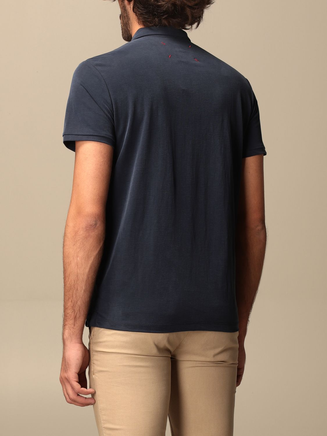 Polo Museum: Polo Museum in cotone basic blue 2