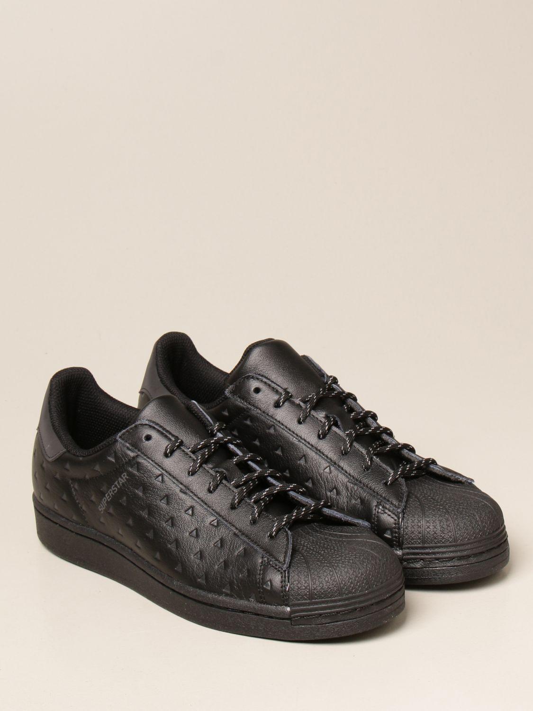 Trainers Adidas Originals By Pharrell Williams: Shoes men Adidas Originals black 2