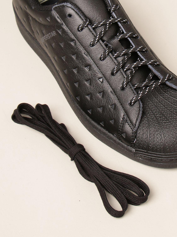 Trainers Adidas Originals By Pharrell Williams: Shoes men Adidas Originals black 4
