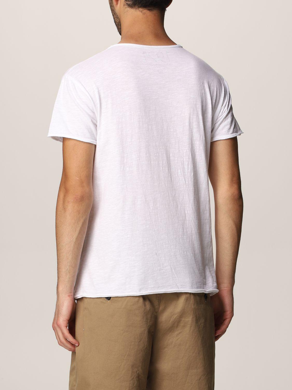 T-shirt 1921: 1921 cotton T-shirt with print white 2