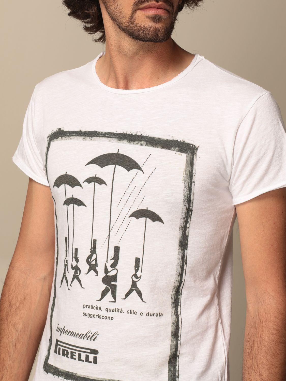 T-shirt 1921: 1921 cotton T-shirt with print white 3