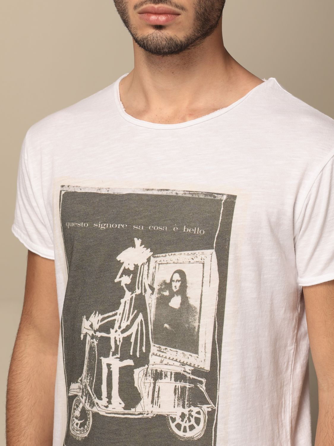 T-shirt 1921: T-shirt men 1921 white 3