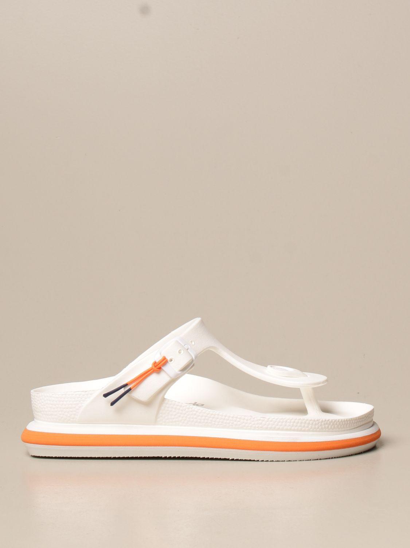 平跟凉鞋 Barracuda: 鞋 女士 Barracuda 白色 1