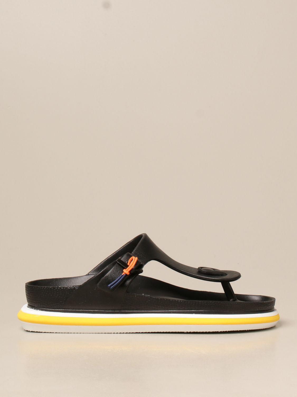 平跟凉鞋 Barracuda: 鞋 女士 Barracuda 黑色 1