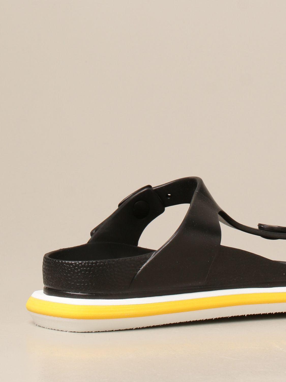 平跟凉鞋 Barracuda: 鞋 女士 Barracuda 黑色 3