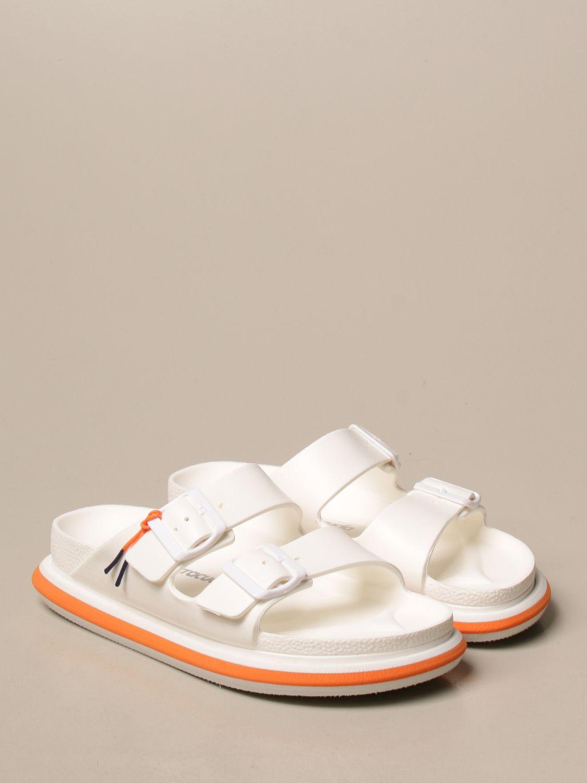 平跟凉鞋 Barracuda: 鞋 女士 Barracuda 白色 2