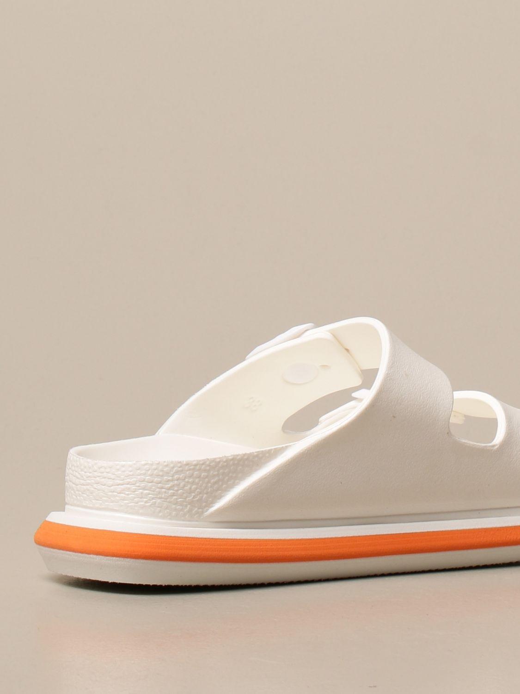 平跟凉鞋 Barracuda: 鞋 女士 Barracuda 白色 3