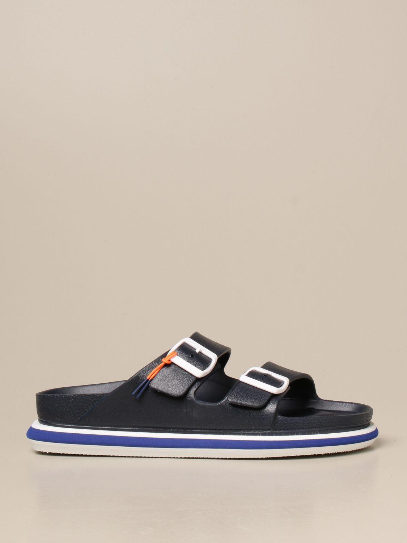 凉鞋 Barracuda: 鞋 男士 Barracuda 蓝色 1