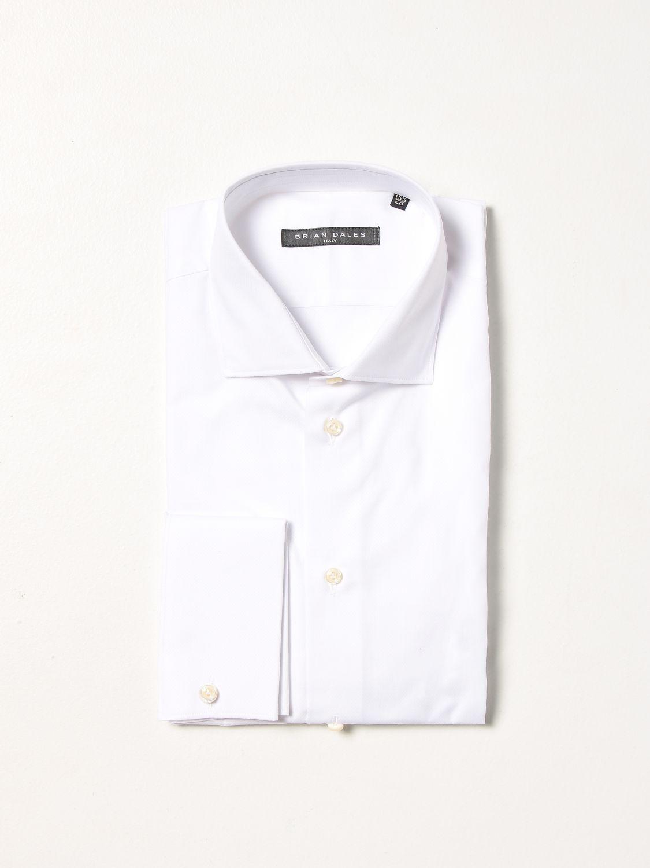 Camisa Brian Dales Camicie: Camisa hombre Brian Dales Camicie blanco 1