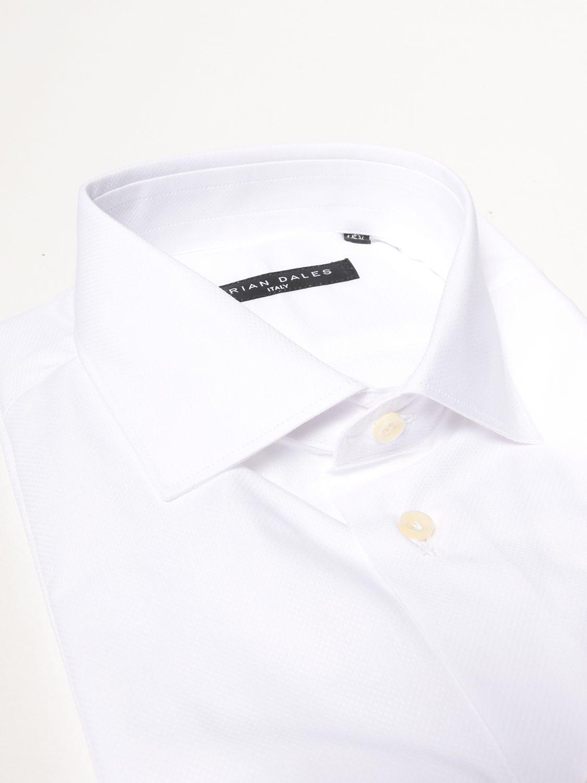 Camisa Brian Dales Camicie: Camisa hombre Brian Dales Camicie blanco 2