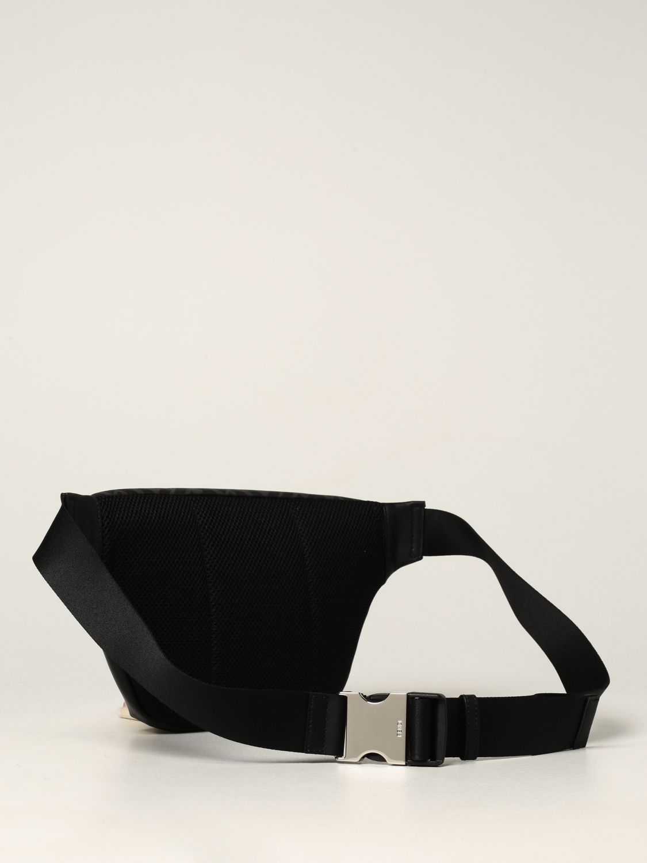 Marsupio Fendi: Marsupio Fendi in tela FF e pelle nero 3
