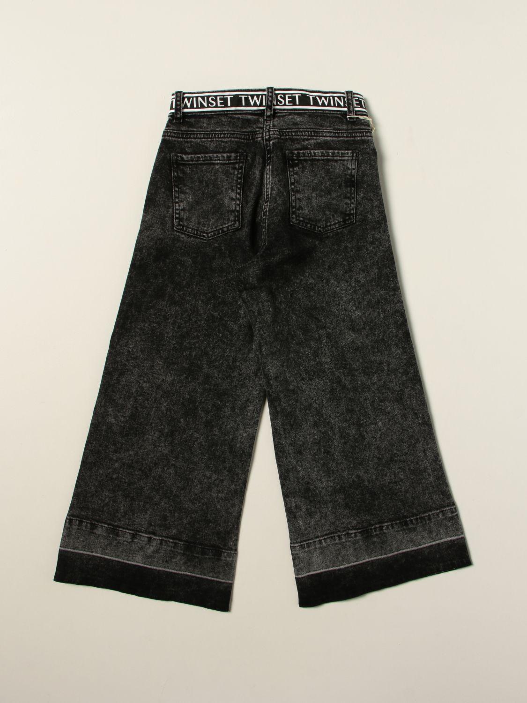 Jeans Twin Set: Jeans kids Twin Set black 2