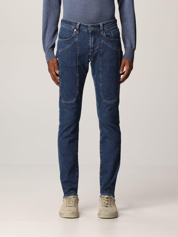 Jeans Jeckerson: Jeans Jeckerson a 5 tasche blue 2 1