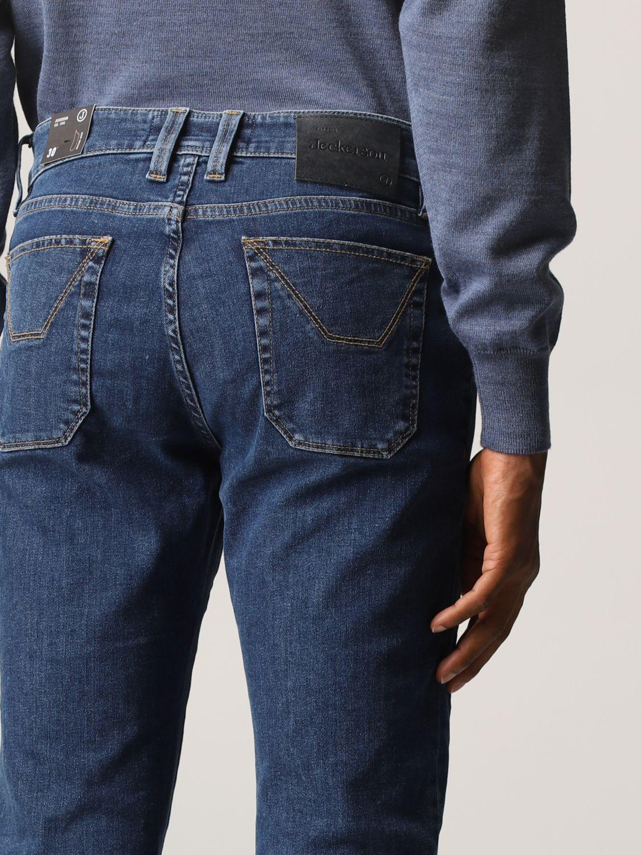 Jeans Jeckerson: Jeans Jeckerson a 5 tasche blue 2 3