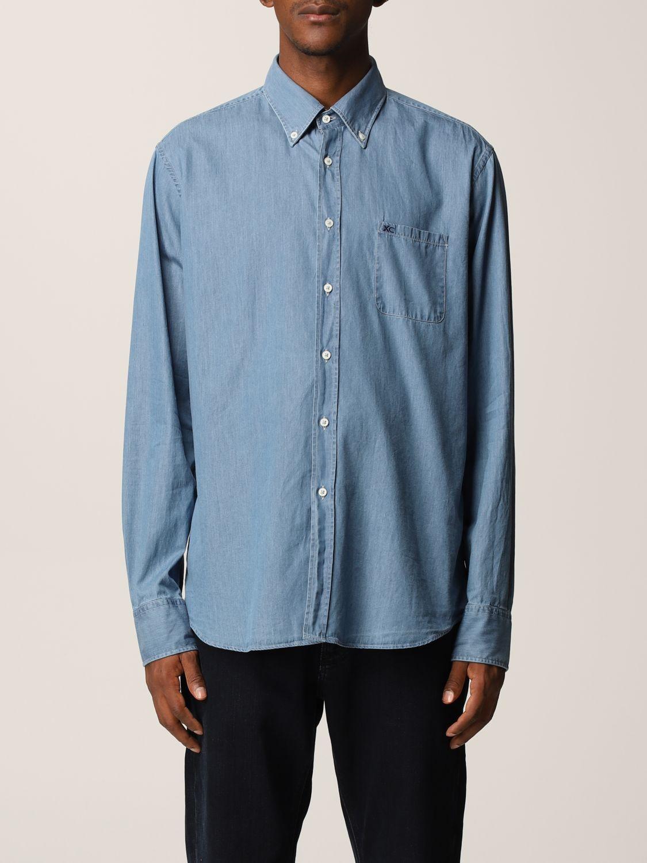 Camisa Xc: Camisa hombre Xc denim 1