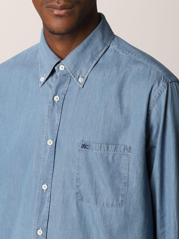Camisa Xc: Camisa hombre Xc denim 3
