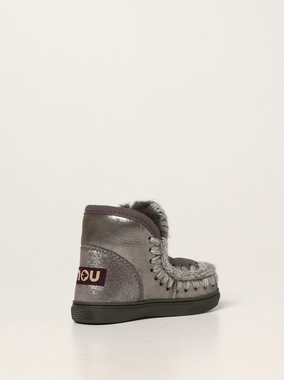 鞋履 Mou: 鞋履 儿童 Mou 银色 3