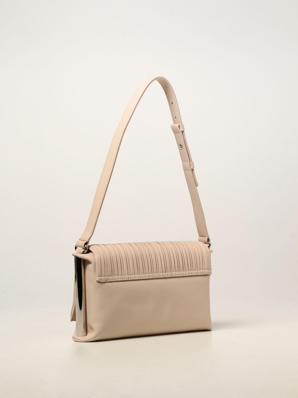 Shoulder bag Rodo: Agnese Rodo bag in nappa leather yellow cream 2