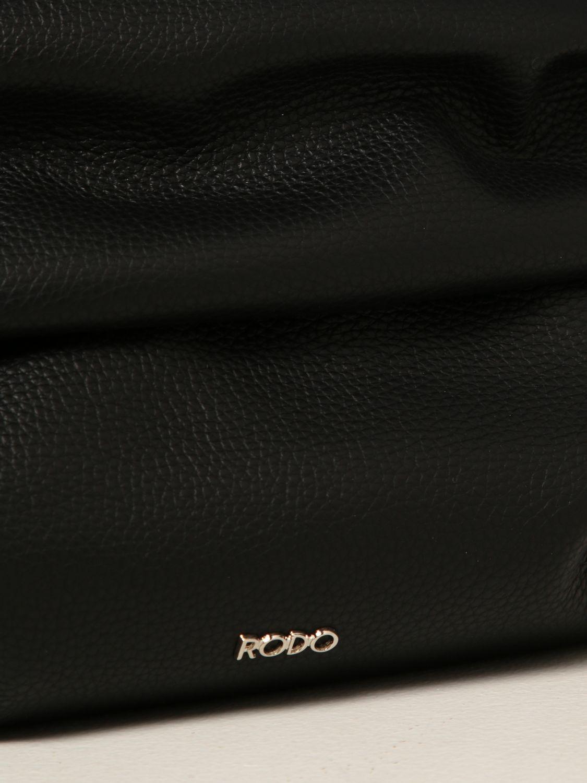 Shoulder bag Rodo: Abby Soft Rodo shoulder bag black 3