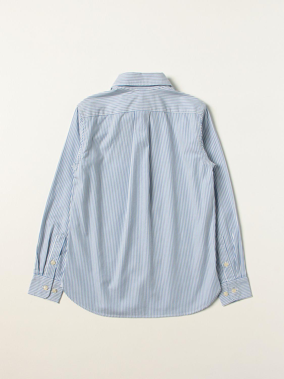 Shirt Polo Ralph Lauren: Shirt kids Polo Ralph Lauren sky blue 2