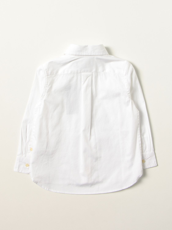 Shirt Polo Ralph Lauren: Shirt kids Polo Ralph Lauren white 2
