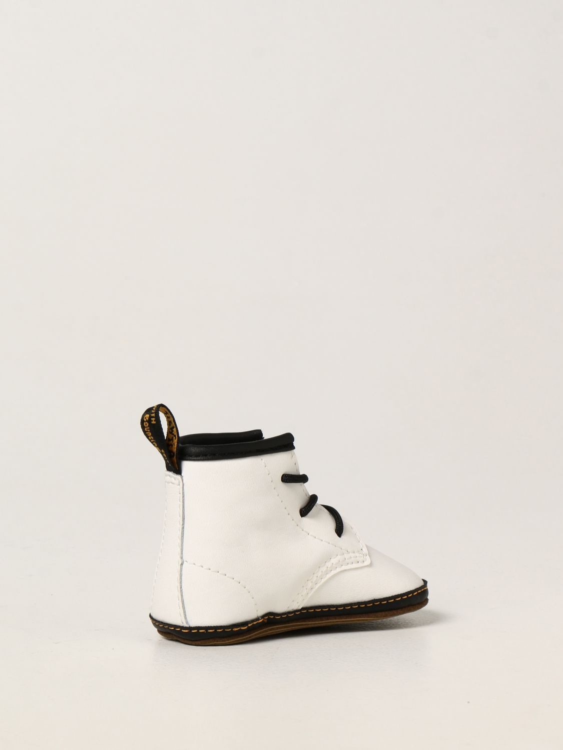 Shoes Dr. Martens: 1460 Dr. Martens shoe in smooth leather white 3