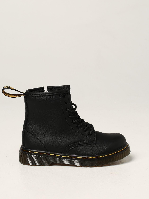 Обувь Dr. Martens: Обувь Детское Dr. Martens черный 1